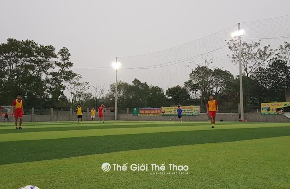Sân Bóng Đá Lịch Giang - Quảng Xương Thanh Hóa