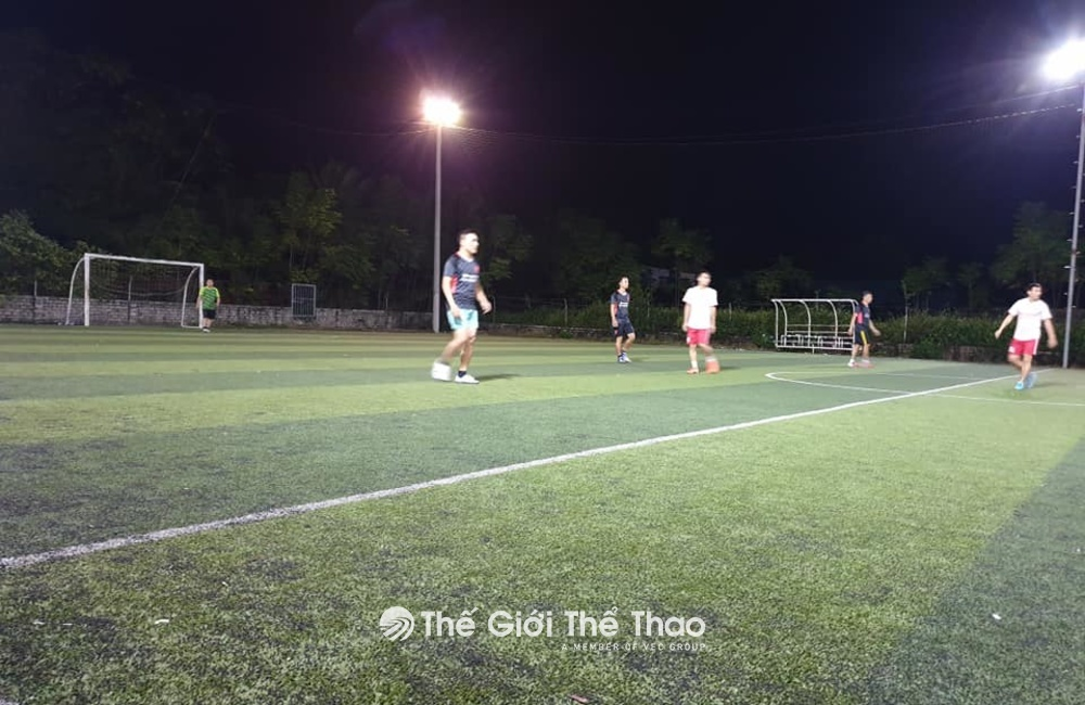 Sân bóng đá nhân tạo Quảng Cư Sầm Sơn - Thanh Hóa