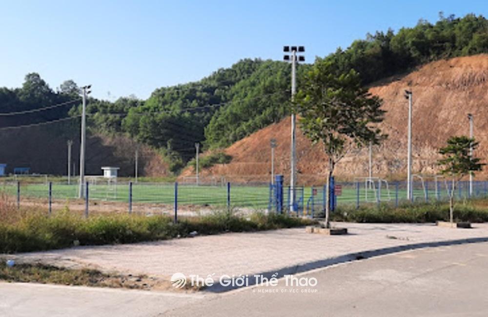 Sân Bóng Khu liên hợp thể thao Ba Chẽ - Ba Chẽ Quảng Ninh