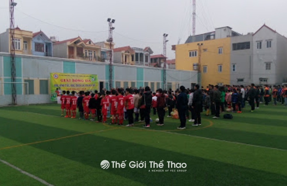 Sân Bóng Phú Lộc - Cao Lộc Lạng Sơn