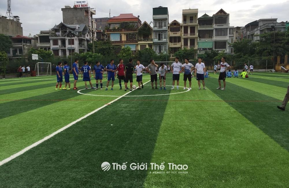 Sân Bóng Nội Trú - Hạ Long Quảng Ninh