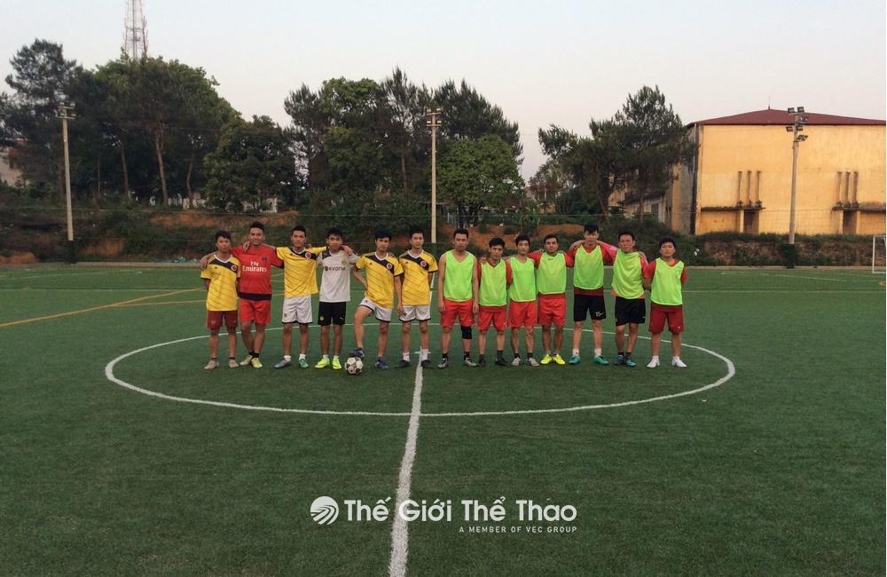 Sân bóng Sư - Lạng Sơn
