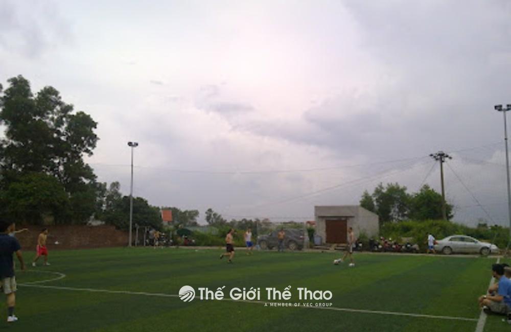 Sân cỏ nhân tạo Uông Bí - Uông Bí Quảng Ninh
