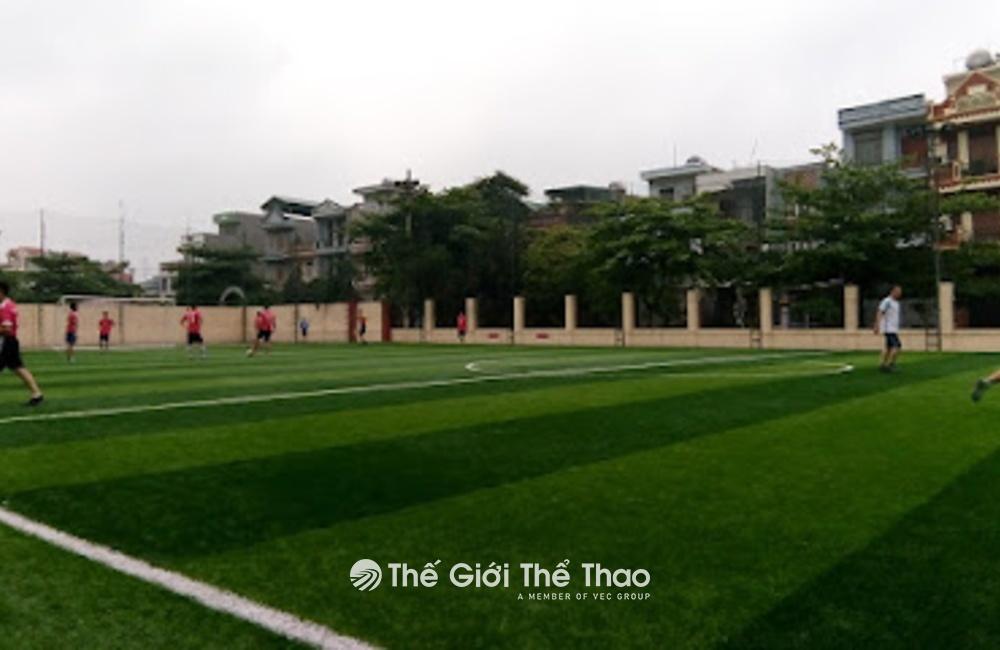 Sân Bóng Đá Yết Kiêu - Hạ Long Quảng Ninh
