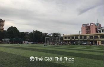 Sân bóng đá cỏ nhân tạo Quy Sơn - Sầm Sơn Thanh Hóa