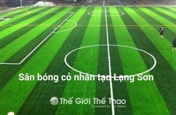 Sân bóng Huyền Hà ( Khu Na Đâu) - Hữu Lũng Lạng Sơn