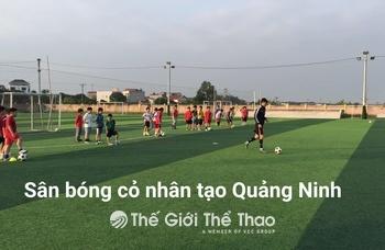 Sân Bóng Công ty than Hạ Long - TKV - Hạ Long Quảng Ninh