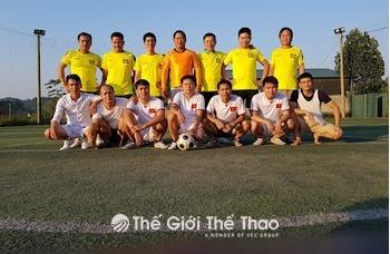Sân bóng cỏ nhân tạo Sơn Dương - Sơn Dương Tuyên Quang