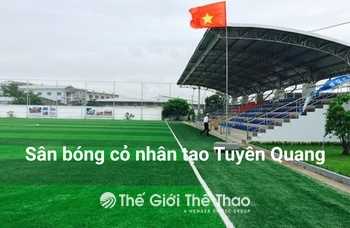 Sân Cỏ Nhân Tạo An Phúc - Sơn Dương Tuyên Quang