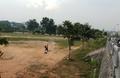 Sân bóng đá Thượng Lát - Việt Yên Bắc Giang