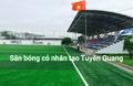 Sân trường Mầm Non Bình Minh - Tuyên Quang