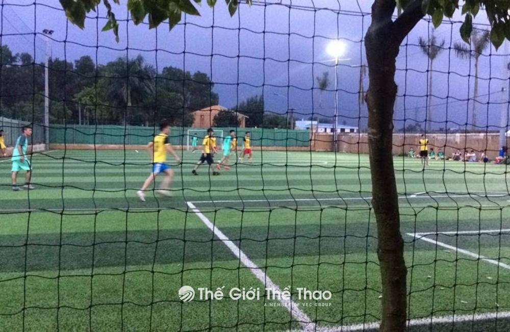 Sân bóng 286 - Thạch Thất Hà Nội