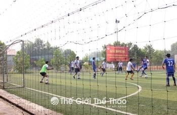 Sân Bóng Đại học Tân Trào - Yên Sơn - Tuyên Quang