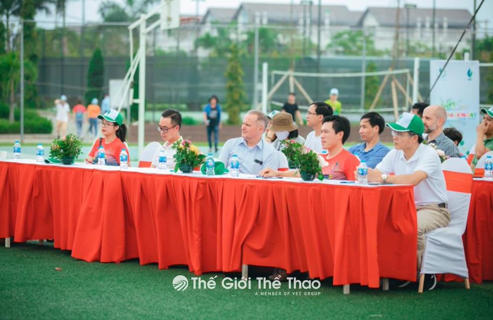 Sân bóng Công ty Hóa lọc dầu Nghi Sơn - Tĩnh Gia Thanh Hóa