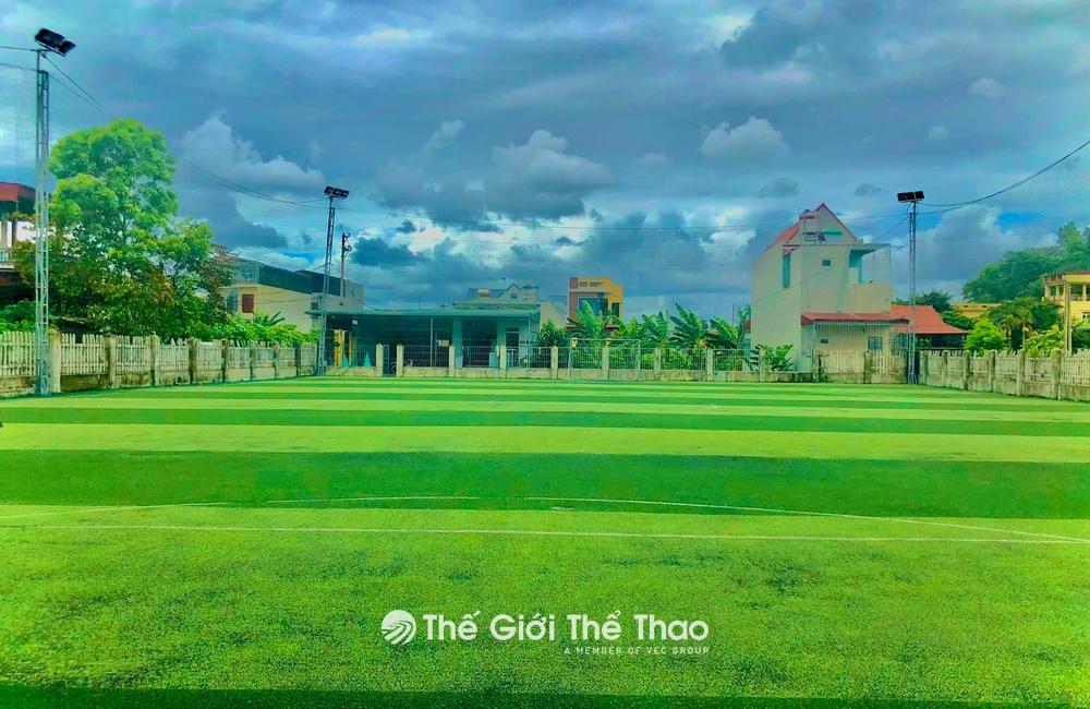 Sân bóng nhân tạo Tuấn Thuần - Vĩnh Lộc Thanh Hóa