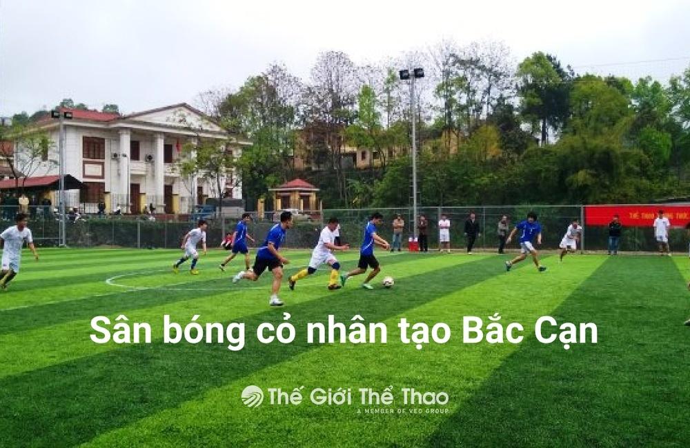 Sân Bóng Đá Bắc Kạn Quangktb - Bắc Kạn