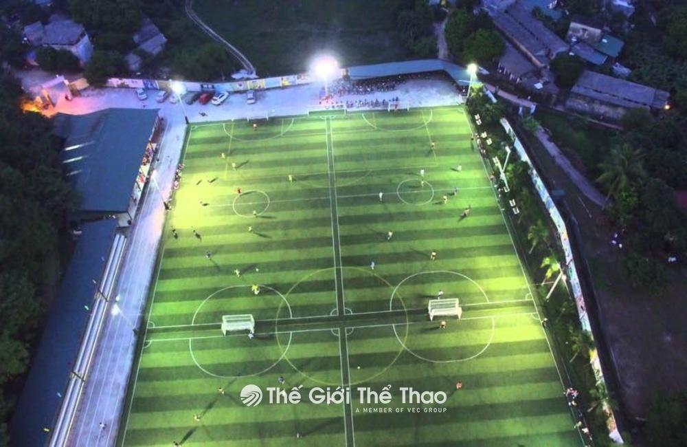 Trung tâm dịch vụ bóng đá ĐH CNTT và TT - Thái Nguyên