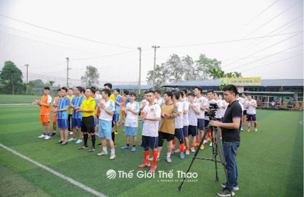 Sân Bóng Trường Đại học Nông Lâm - Thái Nguyên