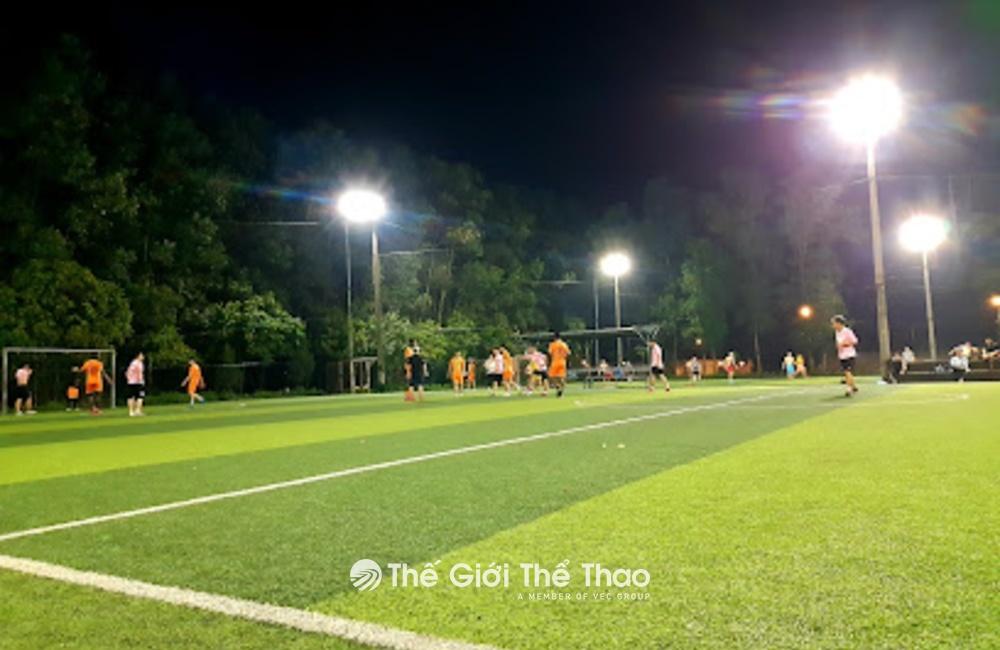 Nhà thi đấu thể thao ĐH Thái Nguyên - Thái Nguyên