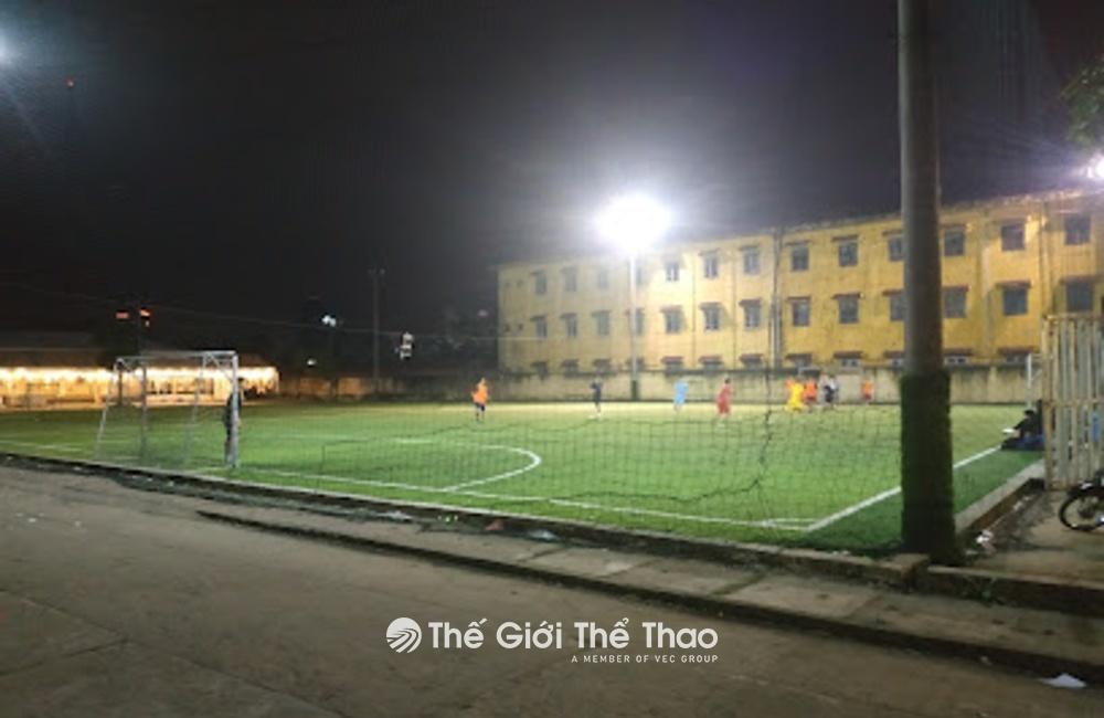Sân Bóng Quang Minh 2 - Thái Nguyên