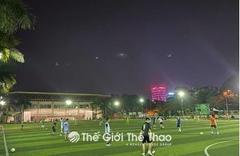 Sân bóng Đại học Y Hà Nội