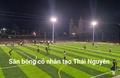 Sân bóng Công ty Nhiệt điện Cao Ngạn - Thái Nguyên