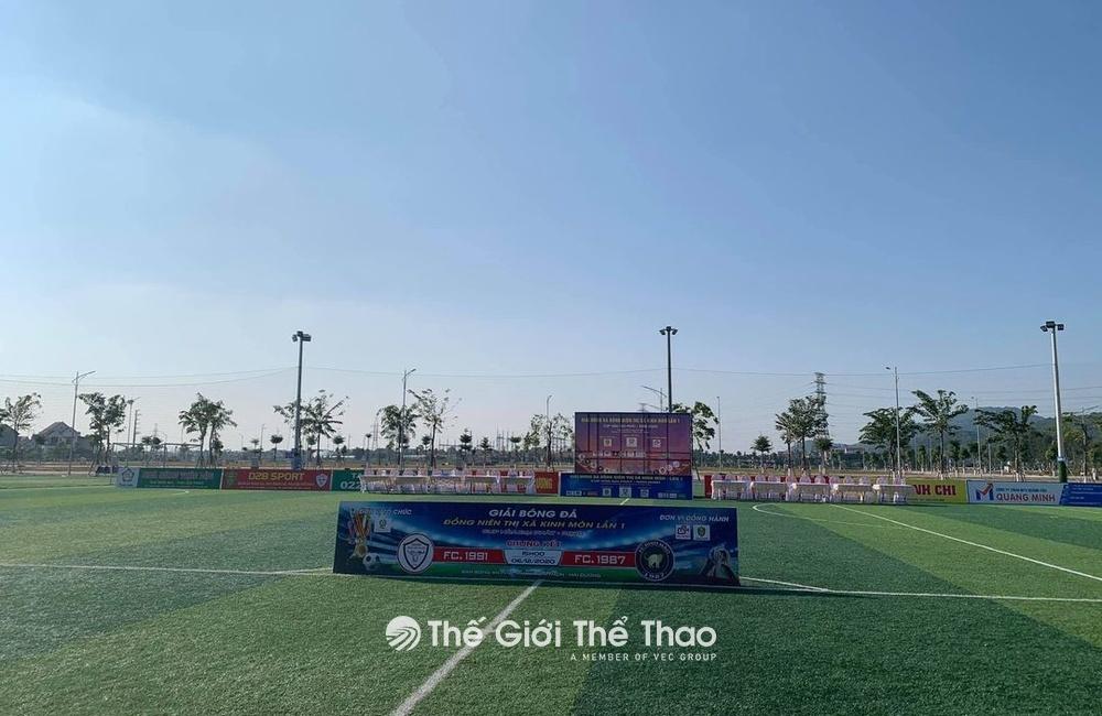 Sân Bóng An Phụ - Kinh Môn - Hải Dương