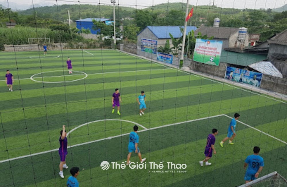 Sân Bóng Nhân Tạo Tùng Đạt - Phú Lương Thái Nguyên