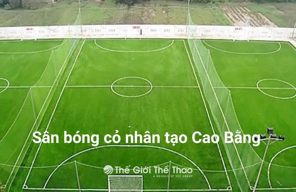 Sân Bóng Công ty Cấp Nước Cao Bằng - Cao Bằng