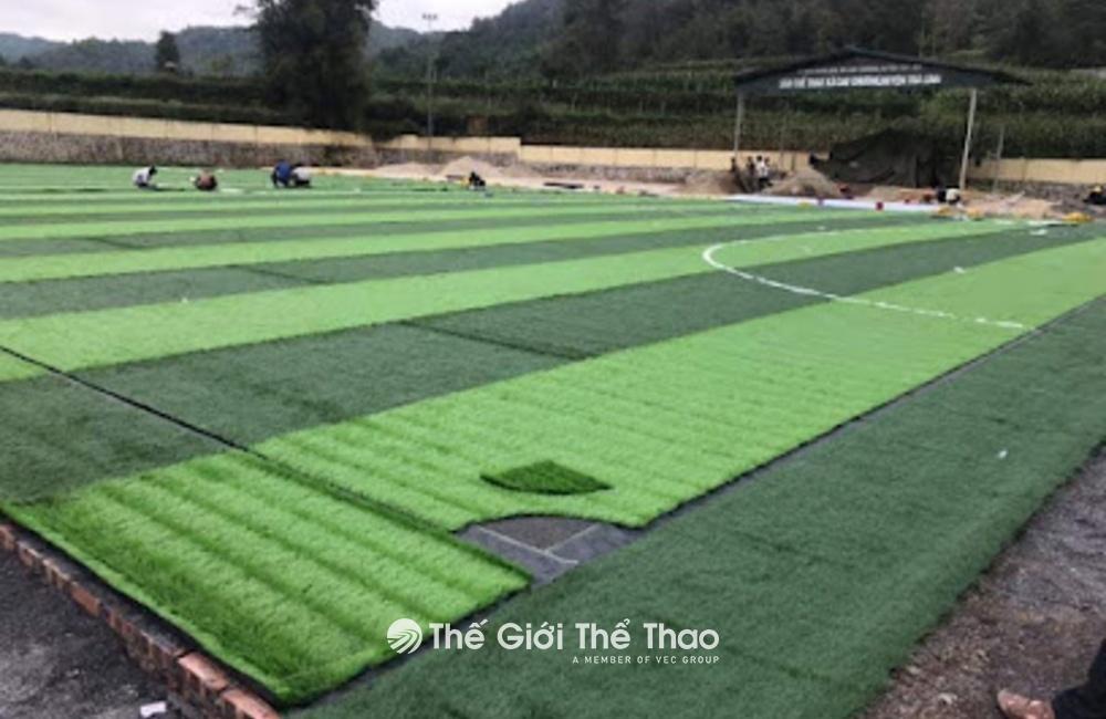 Sân cỏ nhân tạo Cao Chương - Trà Lĩnh Cao Bằng