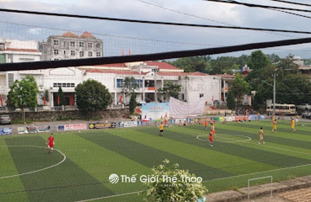 Sân bóng Cốc Lếu - Lào Cai