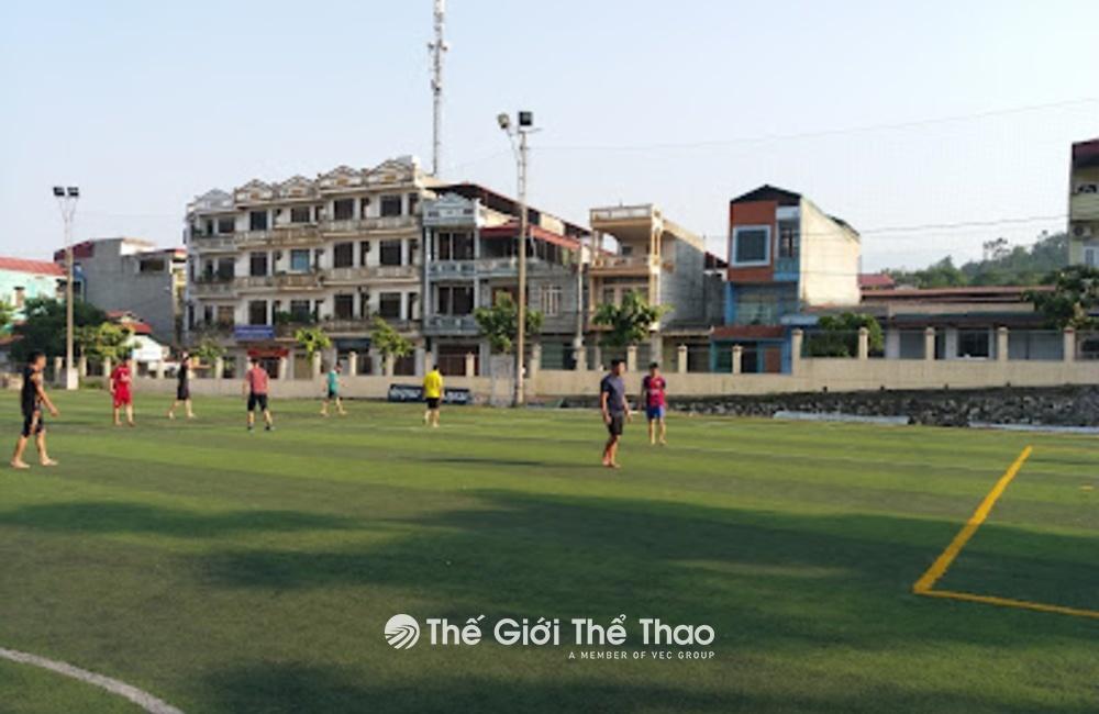 Sân Cỏ Nhân Tạo Duyên Hải - Lào Cai