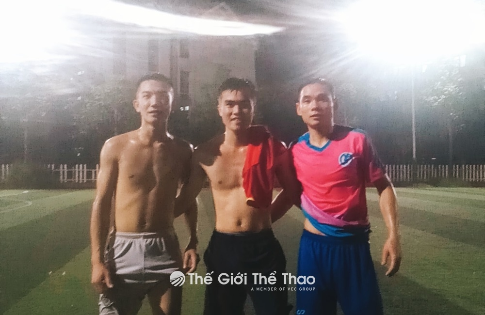 Sân bóng Lucky Thanh Hà - Thanh Hóa
