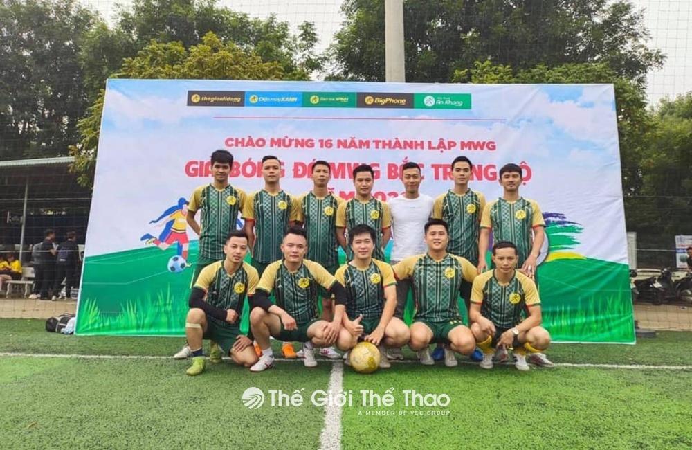 Sân bóng Mai Xuân Dương - Thanh Hóa