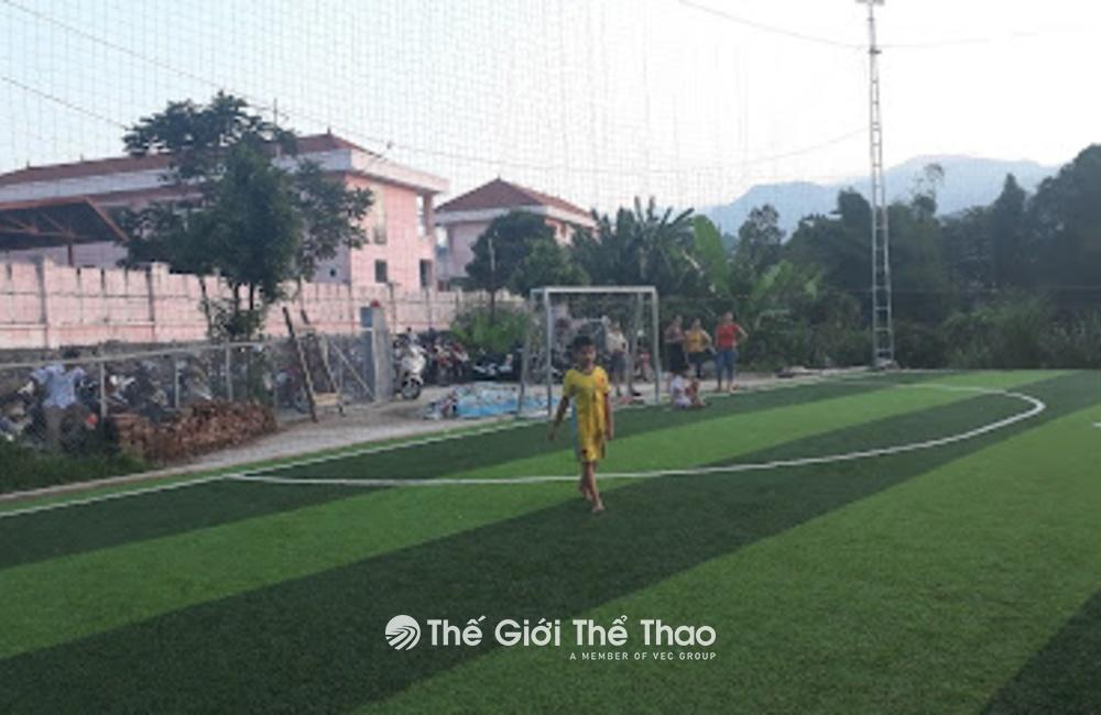Sân bóng mini Hải-Giang - Bảo Thắng Lào Cai