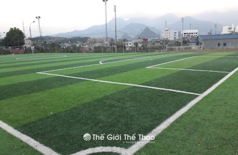 Sân Bóng Nhân Tạo - Lai Châu