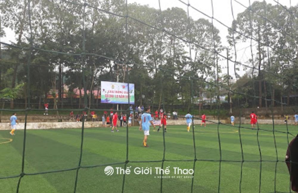 Sân Bóng Phương Thanh - Lai Châu