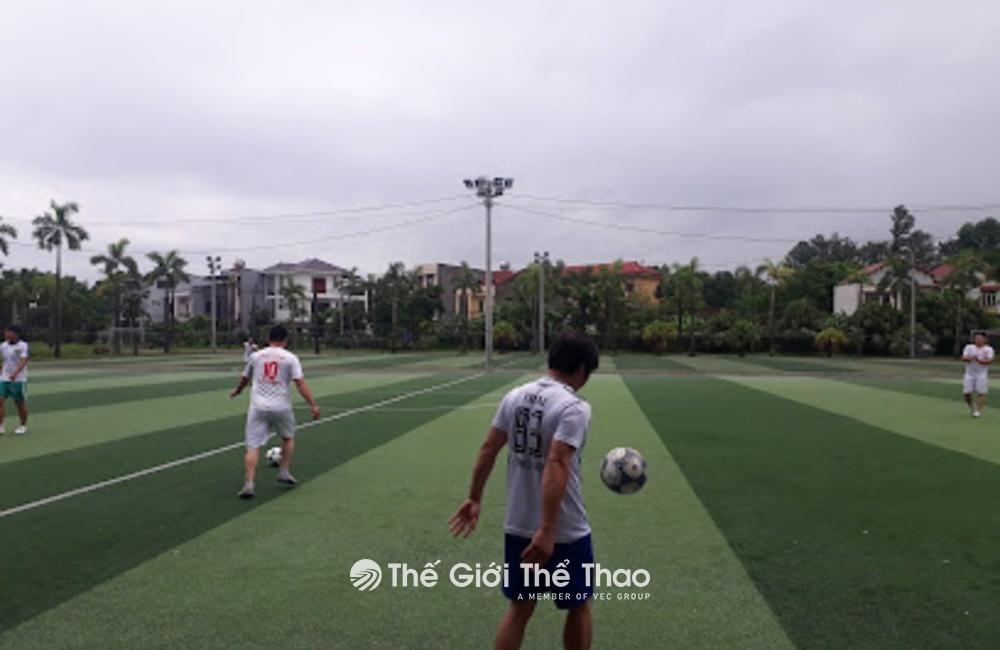 Sân bóng đá trường năng khiếu - Việt Trì Phú Thọ