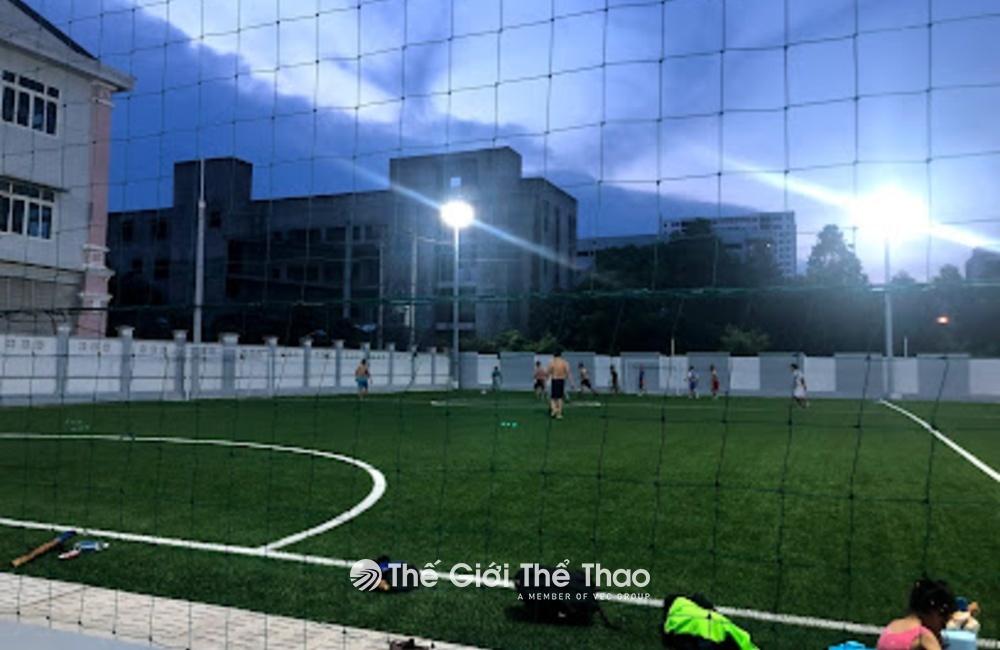 Sân bóng Việt Hùng - Blue Sky - Thanh Hóa