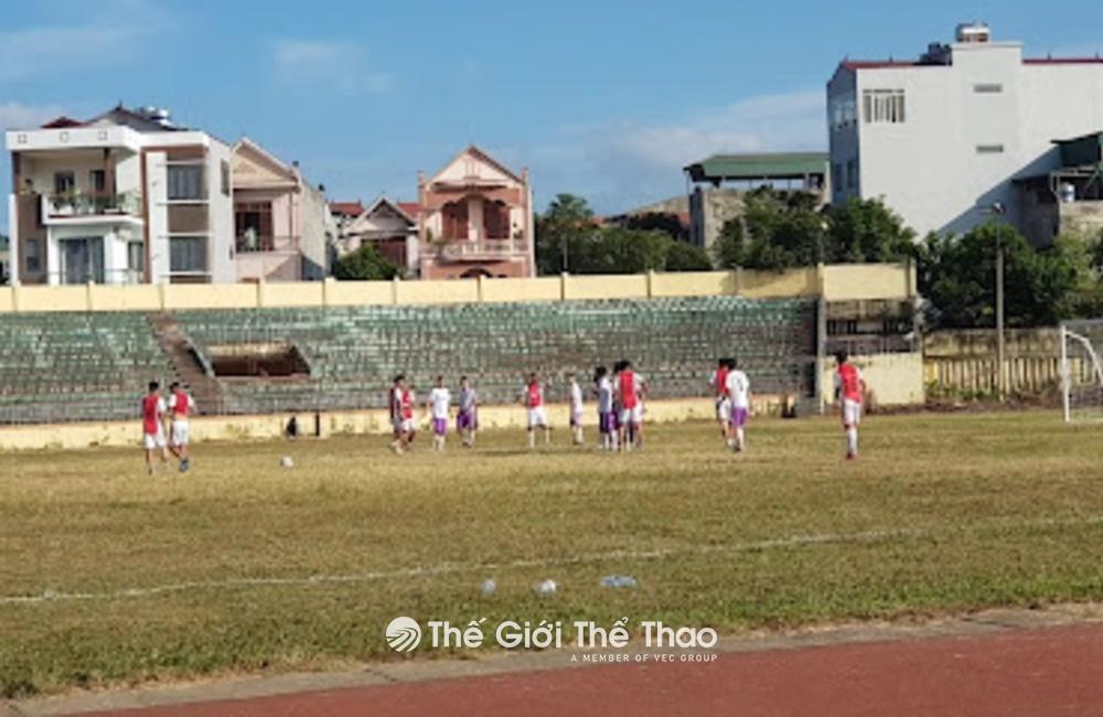 Sân Vận Động Thành Phố Cao Bằng - Cao Bằng