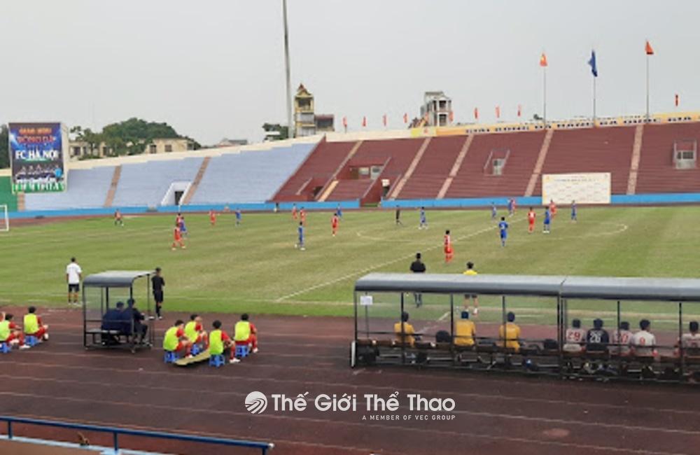 Sân Vận Động Thành Phố Việt Trì - Việt Trì Phú Thọ