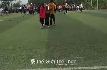 Sân bóng đá nhân tạo Quảng Cư - Sầm Sơn Thanh Hóa