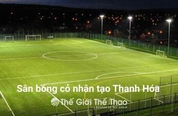 Sân bóng Thái Thu - Thanh Hóa