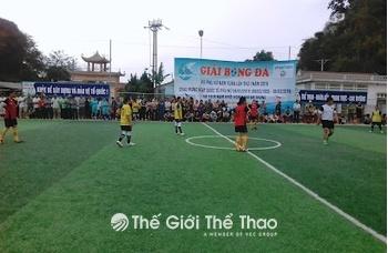 Sân bóng xã Nam Tuấn - Hòa An Cao Bằng