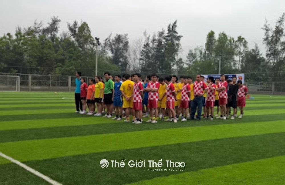 Sân bóng đá cỏ nhân tạo Bình Minh - Diễn Châu Nghệ An
