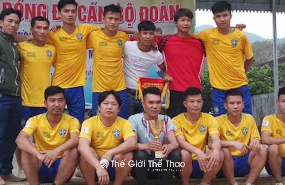 Sân Cỏ Nhân Tạo Phi Anh - Tân Kỳ Nghệ An