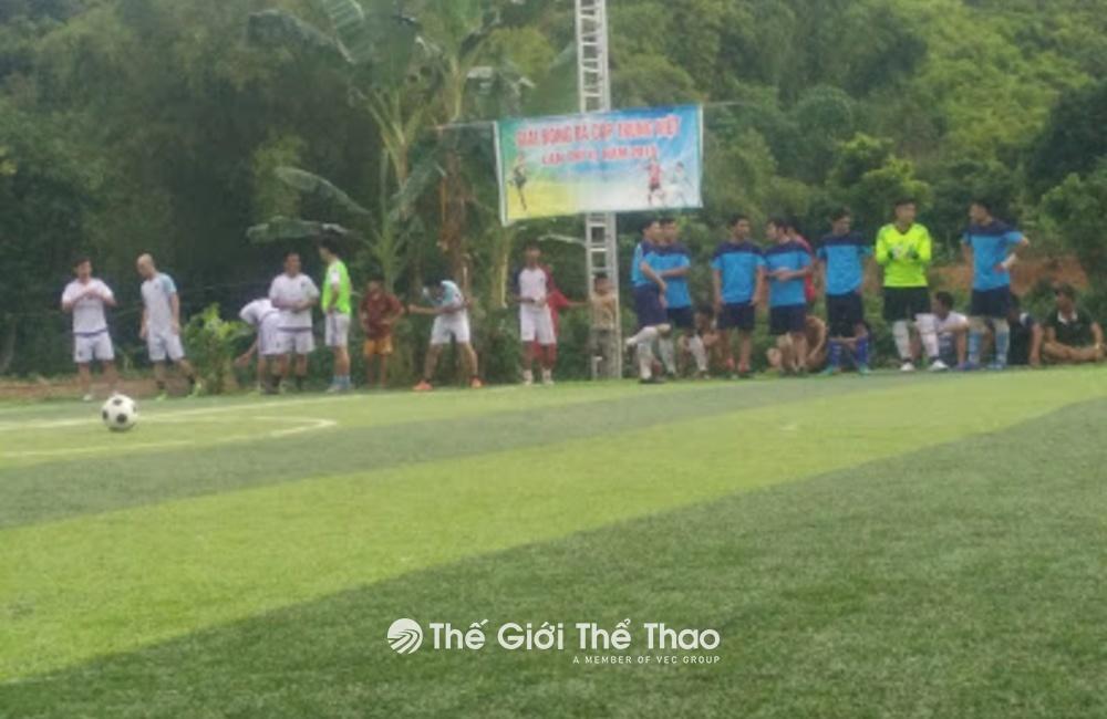 Sân Bóng Phương Thúy - Sông Mã Sơn La