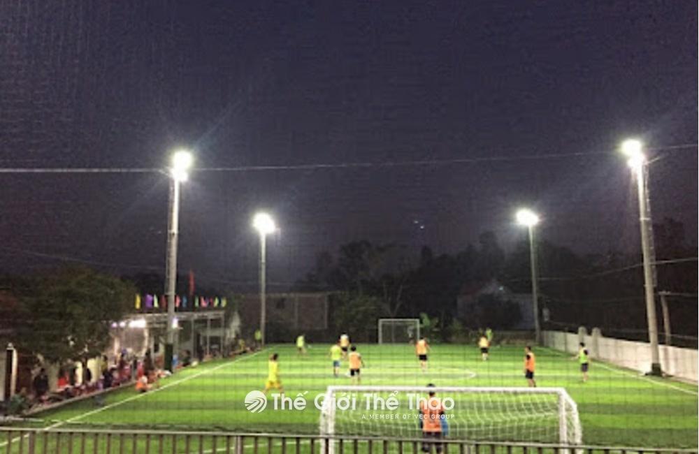 Sân bóng Quỳnh Phương - Quỳnh Lưu Nghệ An