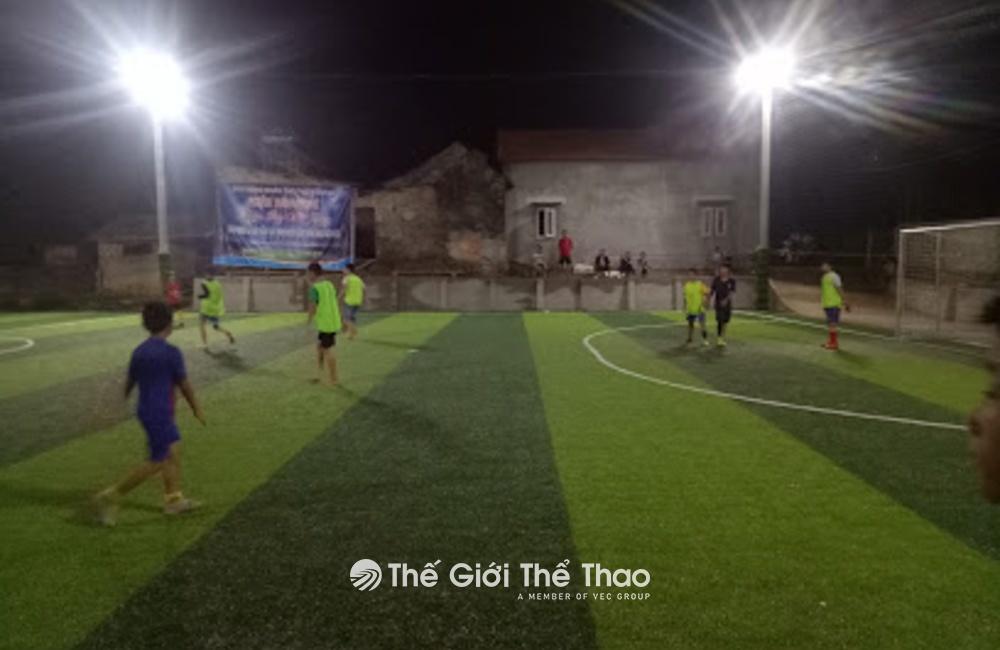 Sân cỏ nhân tạo Thủy Quang - Nghĩa Đàn Nghệ An