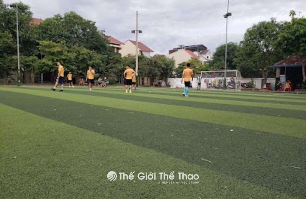 sân bóng Vinaconex - TP Vinh Nghệ An